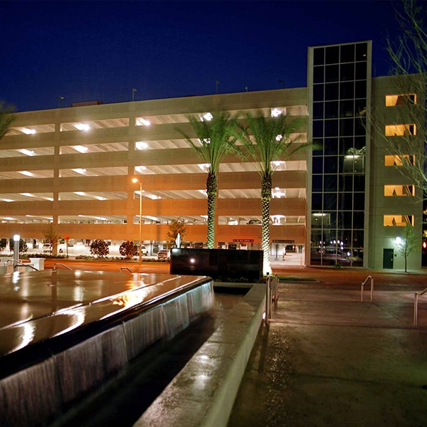 capital plaza parking garage