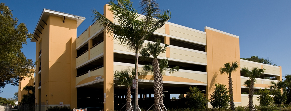 dania beach city hall parking garage