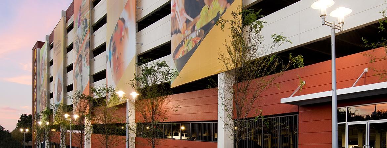 florida hospital king street parking garage
