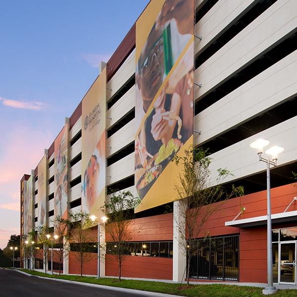 florida hospital king street