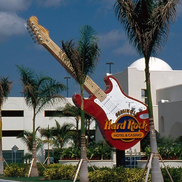 hard rock hotel and casino hollywood