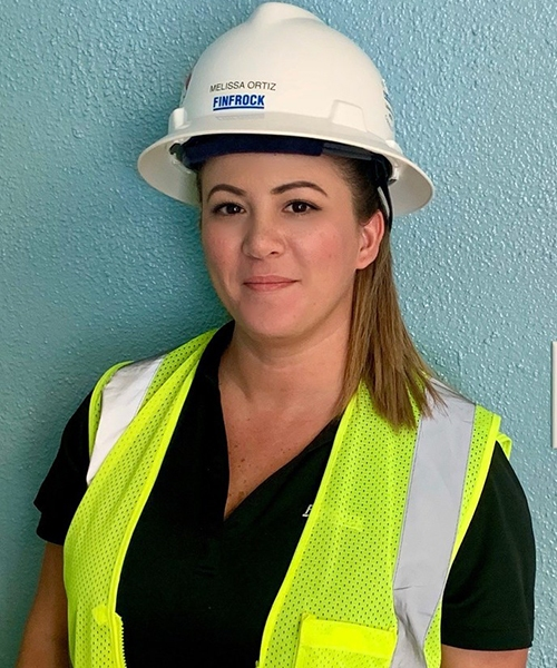 Melissa Ortiz - Assistant Project Manager