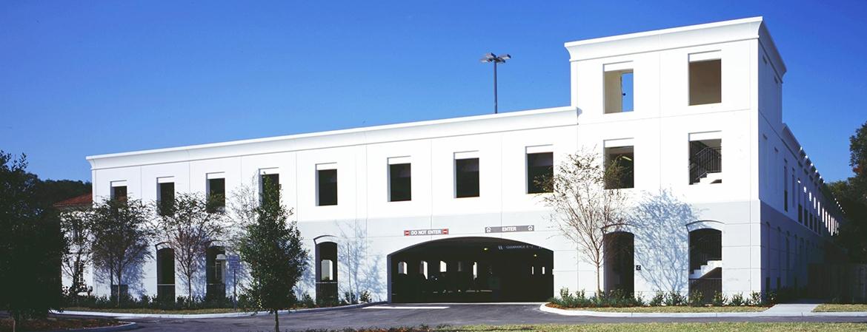 Morse and Penn Parking Garage