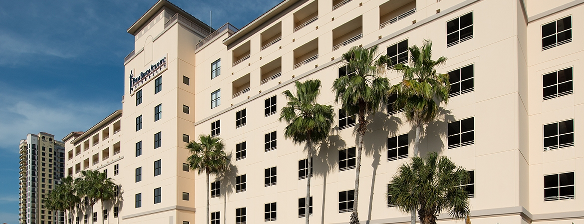 Palm Beach Atlantic University Exterior
