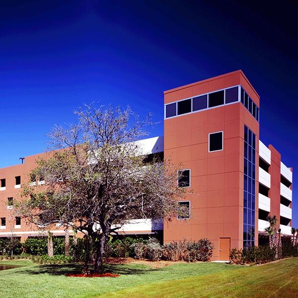 North Collier Hospital Parking Garage