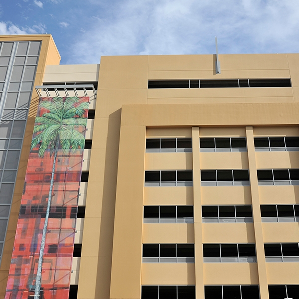 Orlando Health C Deck