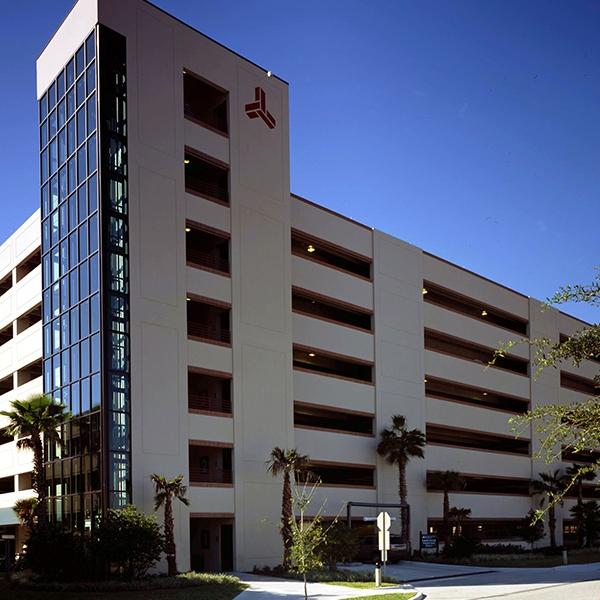 Orlando Health D Deck